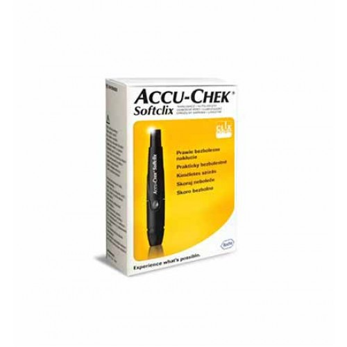 Accu-Chek Softclix ujjbegyszúró készlet